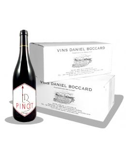 Pack de 12 bouteilles Pinot...