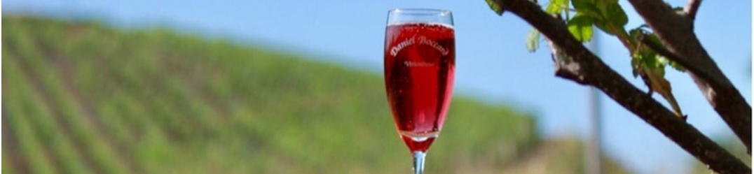 Les vins pétillants Daniel Boccard